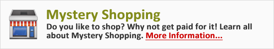 Mystery Shopping Review