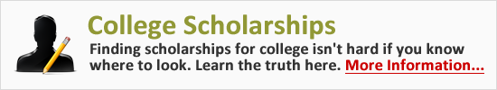 College Scholarships for Students