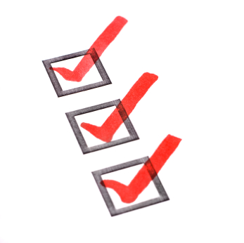 Scholarship Checklist